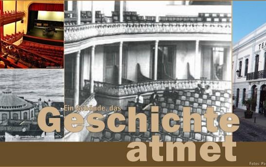 100 Jahre Teatro Circo de Marte in Santa Cruz