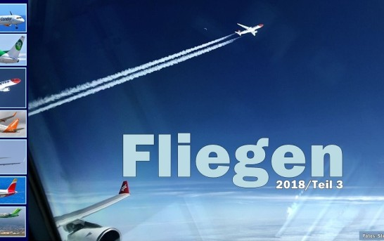 La Palma Airline-Ticker im Oktober 2018