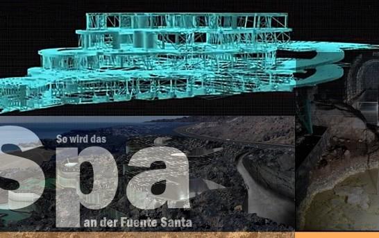 Heilige Quelle La Palma: das geplante Heilbad