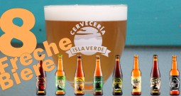 Cervezas Isla Verde: Craft-Beer made in La Palma