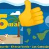 La Palma Sommer 2019: Strände mit Blauen Flaggen