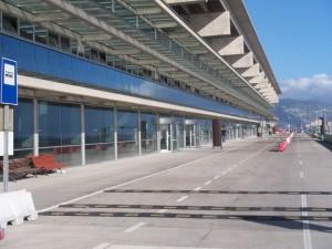Das neue Terminal wird voraussichtich im April 2011 eröffnet.