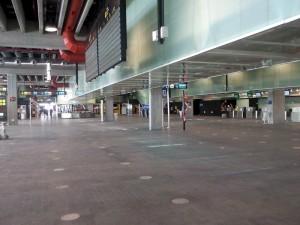La Palma Flughafen Check-In