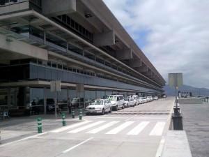 Neues Flughafenterminal von La Palma