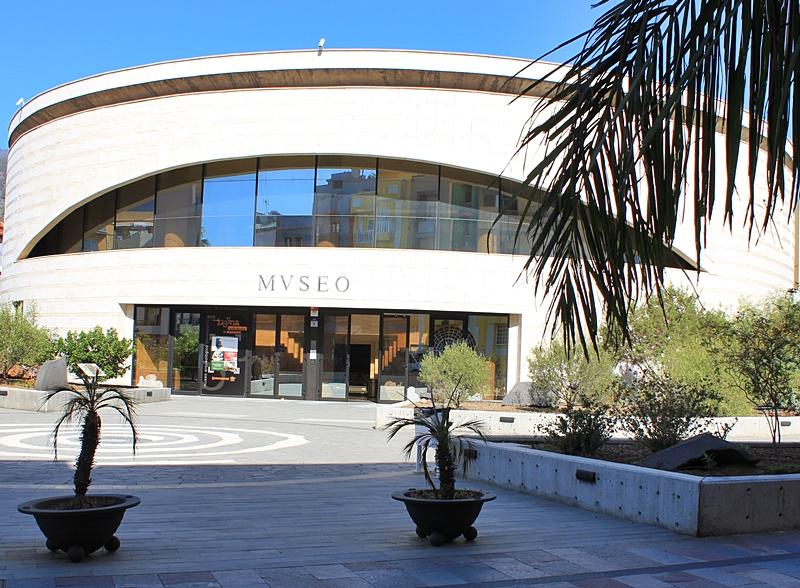 Das MAB in Los Llanos: 2017 feiert das Ureinwohner-Museum seinen zehnten Geburtstag. Foto: La Palma 24