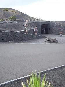 Besucherzentrum im Süden: Infos für Vulkan-Fans. Foto: La Palma 24