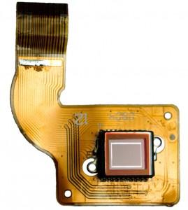 Resultat aus der Strahlenforschung: CCD-Sensoren, die heute in jeder Digi-Kamera stecken. Foto: Wikipedia