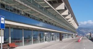 Airport Santa Cruz de La Palma: neues Terminal seit 2011. Foto: La Palma 24