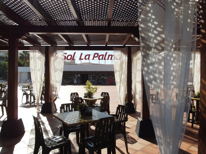Hotel Sol La Palma Renovierung