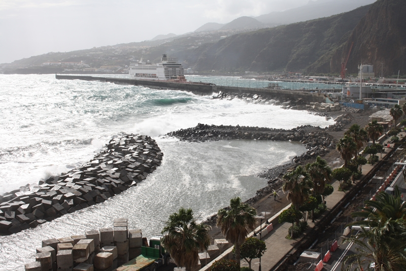 Wetter Santa Cruz De La Palma