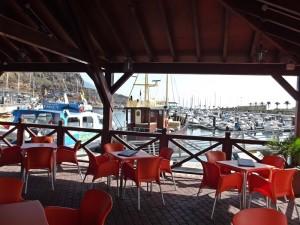 Infos für Segler auf der App: Hafen Tazacorte und Hafen Santa Cruz. Foto: La Palma 24