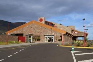 Airport von El Hierro: gemütlich