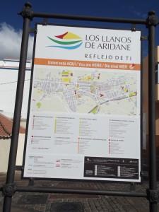 Los-Llanos-Stadtplan