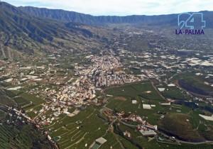 Los Llanos liegt im Aridanetal: