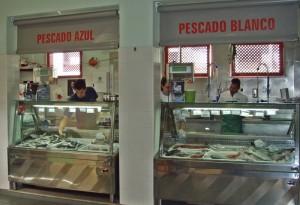 Markthalle in Los Llanos: Fisch, Obst, Gemüse und Spezialitäten made in La Palma.