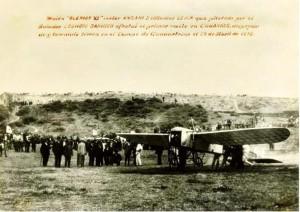 Auf Gran Canaria begann die Geschichte des Fliegens auf den Kanaren: 1913 hob der erste Flieger