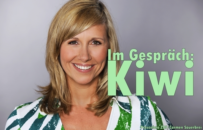 Zdf Television Garden Interview With Andrea Kiewel