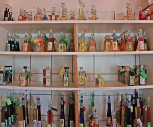 Diligencia, Know-how y estilo: Los vinos de Manni son verflascht hermosa y siempre un bonito regalo. Foto: La Palma 24