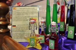 Erklärungen an Mannis Marktständen: immer auf deutsch und spanisch. Foto: La Palma 24
