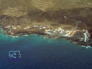 Strand von Mazo: Playa de la Salemera. Foto: La Palma 24