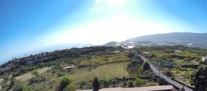 Tasca Catalina: Die Aussicht vom Restaurant hinunter auf den Atlantik ist einfach sensationell. Foto: La Palma 24