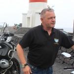 Bikers 4 Orcas-Fahrer Jürgen Langenberger: