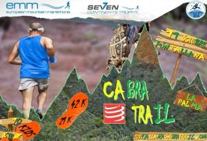 Cabra-Trail Puntallana: Einschreibung läuft.