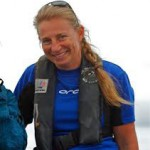 Dr. Ingrid Visser: eine der international renommierten Meeresbiologen, die sich für die Auswilderung des Orcamädchens Morgan einsetzen.