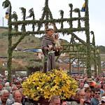 San Antonio del Monte-Fiesta in Garafía. Foto: Luis Castro Francisco