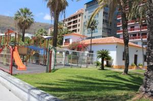 Das El Césped-Haus duckt sich zwischen Hafen und Stadteingang von Santa Cruz: Die Idee, daraus ein Astro-Zentrum zu machen, finden bisher alle Beteiligten gut. Foto: La Palma 24