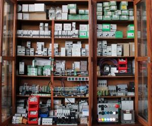 Ya Ya Materiales: auch Elektronik gehört dazu.