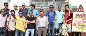 Music-Fest: La Palma-Musiker stellen sich vor. Foto: Santa Cruz