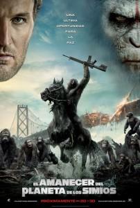 Premierenfilm im Teatro Chico: Eine Version von Planet der Affen - allerdings nur auf Spanisch.