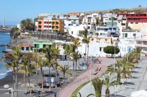 Puerto Naos verwandelt sich mal wieder in eine Festmeile: Batucada-Fest und Markt auf der Avendida. Foto: La Palma 24