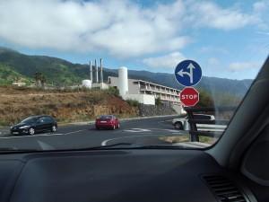 Das Hospital in Santa Cruz de La Palma: nicht alle Untersuchungen und Behandlungen sind hier möglich. Foto: La Palma 24