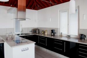 Villa Buena Vista-Küche: Platz und Ausstattung für kreative Gourmets.