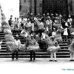 Caballos Fufos vor vielen Jahren: Die Crazy Horses haben Tradition. Foto: Tazacorte