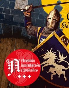 Ritter ohne Furcht und Tadel: Mittelaltermarkt!
