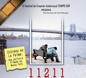 Festival Tiempo Sur: Video mit Bildern von New York.