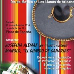 Mexikanischer Nachmittag: Los Llanos.