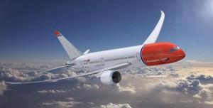 Norwegian Dreamliner: werden auf den Langstrecken eingesetzt. Pressefoto: Norwegian