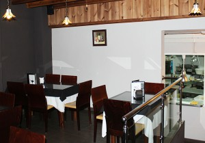 Blick in die Küche: Im Rinconcito kann man den Köchen auf die Finger schauen. Foto: La Palma 24