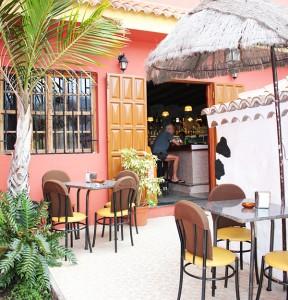 """Arepera El Rinconcito: Das gemütliche """"Eckchen"""" in La Laguna. Foto: La Palma 24"""
