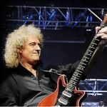 Ist Astrophysiker und kann genial Gitarre spielen: Brian May. Foto: StarMus
