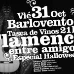 Flamenco & Halloween.