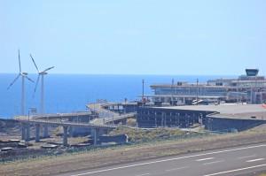 Flughafen Santa Cruz de La Palma (SPC): In der Ausschreibung gleich viermal vertreten. Foto: La Palma 24