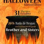 Halloween-Monster: Am Freitagabend in der Altstadt von Santa Cruz.