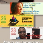 Afrika-Woche: Los Llanos informiert.