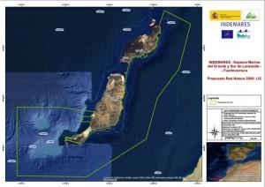 Geplante Meeresschutzgebiete