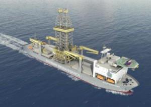 Bohrschiff erwartet: Repsol will noch im November mit den Erdöl-Sondierungen beginnen. Foto: Ministerium